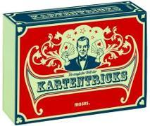 Cover-Bild zu Die magische Welt der Kartentricks
