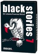 Cover-Bild zu Black Stories 7