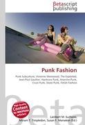 Cover-Bild zu Punk Fashion von Surhone, Lambert M. (Hrsg.)