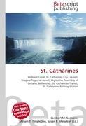 Cover-Bild zu St. Catharines von Surhone, Lambert M. (Hrsg.)
