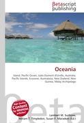 Cover-Bild zu Oceania von Surhone, Lambert M. (Hrsg.)