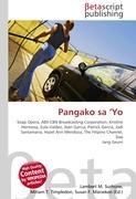 Cover-Bild zu Pangako sa 'Yo von Surhone, Lambert M. (Hrsg.)