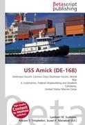 Cover-Bild zu USS Amick (DE-168) von Surhone, Lambert M. (Hrsg.)