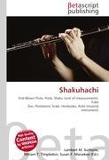 Cover-Bild zu Shakuhachi von Surhone, Lambert M. (Hrsg.)