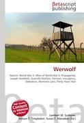 Cover-Bild zu Werwolf von Surhone, Lambert M. (Hrsg.)