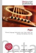 Cover-Bild zu Pipa von Surhone, Lambert M. (Hrsg.)