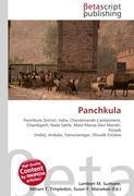 Cover-Bild zu Panchkula von Surhone, Lambert M. (Hrsg.)