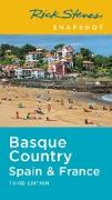 Cover-Bild zu eBook Rick Steves Snapshot Basque Country: Spain & France