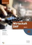 Cover-Bild zu Wirtschaft DHF - Band 2 von Biner, Patricia