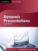 Cover-Bild zu Dynamic Presentations. Student's Book von Powell, Mark