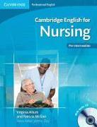 Cover-Bild zu Cambridge English for Nursing von Allum, Virginia
