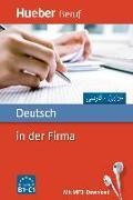 Cover-Bild zu Deutsch in der Firma. Arabisch, Farsi von Hering, Axel