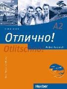 Cover-Bild zu Otlitschno! A2. Arbeitsbuch mit 2 integrierten Audio-CDs von Hamann, Carola