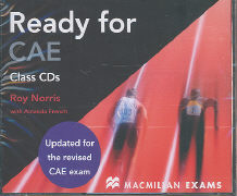 Cover-Bild zu Ready for CAE Class 2008 CDx3 von Norris, Roy