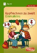Cover-Bild zu Kopfrechnen zu zweit. 2. - 4. Klasse von Ambühl, Margrit