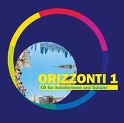 Cover-Bild zu Orizzonti 1. Italienisch für Anfänger von Malinverni, Martino