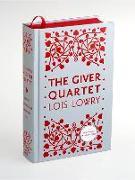 Cover-Bild zu The Giver Quartet Omnibus von Lowry, Lois