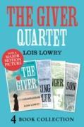 Cover-Bild zu Giver, Gathering Blue, Messenger, Son (The Giver Quartet) (eBook) von Lowry, Lois