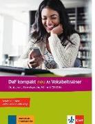 Cover-Bild zu DaF kompakt neu A1. Heft + CD-ROM von Braun, Birgit