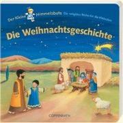 Cover-Bild zu Die Weihnachtsgeschichte von Krömer, Astrid (Illustr.)