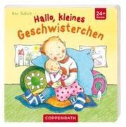 Cover-Bild zu Hallo, kleines Geschwisterchen von Dulleck, Nina (Illustr.)