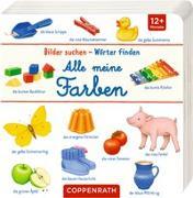 Cover-Bild zu Alle meine Farben von Brauer, Sybille (Illustr.)