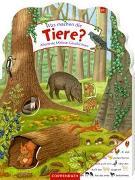 Cover-Bild zu Was machen die Tiere? von Brauer, Sybille (Illustr.)