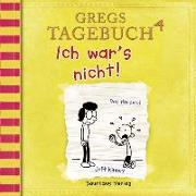 Cover-Bild zu Gregs Tagebuch 4 - Ich war's nicht! von Kinney, Jeff