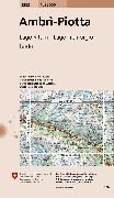 Cover-Bild zu Ambri-Piotta. 1:25'000