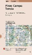 Cover-Bild zu Pizzo Campo Tencia. 1:25'000