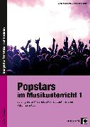 Cover-Bild zu Popstars im Musikunterricht (eBook) von Jaglarz, Barbara