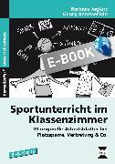 Cover-Bild zu Sportunterricht im Klassenzimmer (eBook) von Jaglarz, Barbara