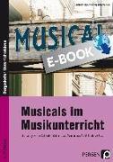 Cover-Bild zu Musicals im Musikunterricht (eBook) von Jaglarz, Barbara