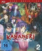 Cover-Bild zu Araki, Tetsuro (Hrsg.): Kabaneri of the Iron Fortress - Blu-ray 2