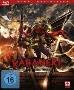 Cover-Bild zu Araki, Tetsuro (Hrsg.): Kabaneri of the Iron Fortress - Blu-ray 3 mit Sammelschuber (Limited Edition)