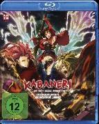 "Cover-Bild zu Araki, Tetsuro (Hrsg.): Kabaneri of the Iron Fortress - Blu-ray Movie 2 ""Loderndes Leben"""