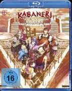 """Cover-Bild zu Araki, Tetsuro (Hrsg.): Kabaneri of the Iron Fortress - Blu-ray Movie 1 """"Sich versammelndes Licht"""""""