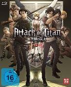 Cover-Bild zu Araki, Tetsuro (Hrsg.): Attack on Titan - 3. Staffel - Blu-ray 1 mit Sammelschuber (Limited Edition)