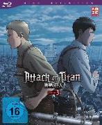 Cover-Bild zu Araki, Tetsuro (Hrsg.): Attack on Titan - 3. Staffel - Blu-ray 3
