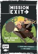 Cover-Bild zu Mission: Exit - Odins geheimer Auftrag