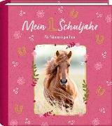 Cover-Bild zu Roß, Thea (Illustr.): Eintragalbum - Pferdefreunde - Mein 1. Schuljahr