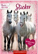 Cover-Bild zu Slawik, Christiane (Fotogr.): Pferdefreunde: Sticker
