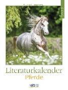 Cover-Bild zu Slawik, Christiane (Fotogr.): Literaturkalender Pferde 2022