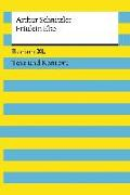 Cover-Bild zu Fräulein Else. Textausgabe mit Kommentar und Materialien von Schnitzler, Arthur