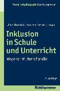 Cover-Bild zu Inklusion in Schule und Unterricht (eBook) von Kahlert, Joachim (Hrsg.)