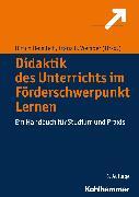 Cover-Bild zu Didaktik des Unterrichts im Förderschwerpunkt Lernen (eBook) von Wember, Franz B. (Hrsg.)