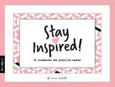 Cover-Bild zu Wirth, Lisa: Postkarten Sprüche - Postkarten Set mit 25 hochwertigen versch. liebevollen Motiven und wunderschönen Sprüchen und Zitaten