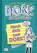 Cover-Bild zu Russell, Rachel Renée: DORK Diaries, Band 3 1/2