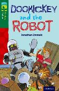 Cover-Bild zu Emmett, Jonathan: Oxford Reading Tree Treetops Fiction: Level 12 More Pack B: Doohickey and the Robot