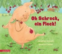 Cover-Bild zu Emmett, Jonathan: Oh Schreck, ein Fleck!